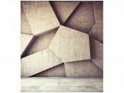 Flis foto tapeta 3D betonska pozadina MS30037   225x250 cm Foto tapete