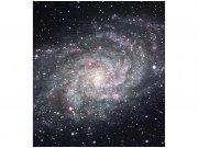 Flis foto tapeta Galaksija MS30189 | 225x250 cm Foto tapete