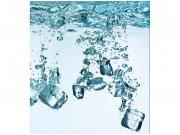 Flis foto tapeta Ledene kockice MS30237 | 225x250 cm Foto tapete