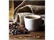 Flis foto tapeta Šalica kave MS30245 | 225x250 cm Foto tapete