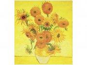 Flis foto tapeta Suncokreti od Vincenta van Gogha MS30252 | 225x250 cm Foto tapete