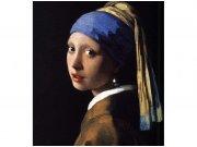 Flis foto tapeta Djevojka sa bisernim naušnicama od Johannese Verme MS30254 | 225x250 cm Foto tapete