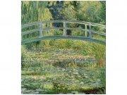 Flis foto tapeta Ribnjak s ljiljanima od Claude Oskara Moneta MS30255 | 225x250 cm Foto tapete