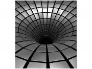 Flis foto tapeta 3D srebrni zaljev MS30278   225x250 cm Foto tapete