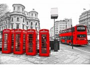 Flis foto tapeta London MS50020 | 375x250 cm Foto tapete