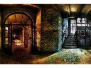Flis foto tapeta Hodnik MS50044 | 375x250 cm Foto tapete