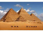 Flis foto tapeta Egipatska piramida MS50051 | 375x250 cm Foto tapete
