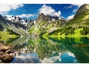 Flis foto tapeta Jezero MS50062 | 375x250 cm Foto tapete