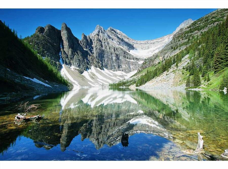 Flis foto tapeta Jezero Agnes MS50074 | 375x250 cm - Foto tapete