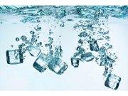 Flis foto tapeta Ledene kockice MS50237 | 375x250 cm Foto tapete
