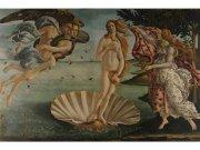 Flis foto tapeta Rođenje Venere Od Sandra Botticelliho MS50249 | 375x250 cm Foto tapete