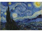 Flis foto tapeta Zvjezdana noć Od Vincenta Van Gogha MS50250 | 375x250 cm Foto tapete