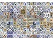 Flis foto tapeta Portugalske pločice MS50275 | 375x250 cm Foto tapete