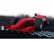 Flis foto tapeta Formule MS50310 | 375x250 cm Foto tapete