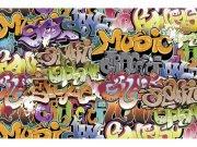 Flis foto tapeta Graffiti MS50322 | 375x250 cm Foto tapete