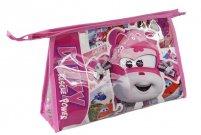 Kozmetička torbica s ružičastim super-krilima Igračke i oprema - Nakit, pribor