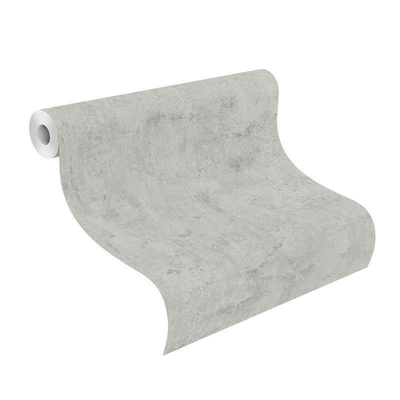 Flis tapeta za zid sivi betonski zid Aldora 407341, Ljepilo besplatno - Na skladištu
