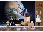 Flis foto tapeta Svemirska stanica FTNXXL-1233 | 360x270 cm Foto tapete