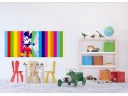 Flis foto tapeta Mickey Mouse Duga FTDNH-5380 | 202x90 cm Foto tapete