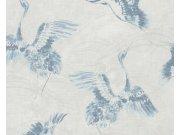 36631-2 Flis tapeta za zid Linen Stile AS Création