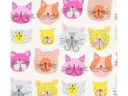 36754-2 Dječja papirnata tapeta za zid Mačke Na skladištu