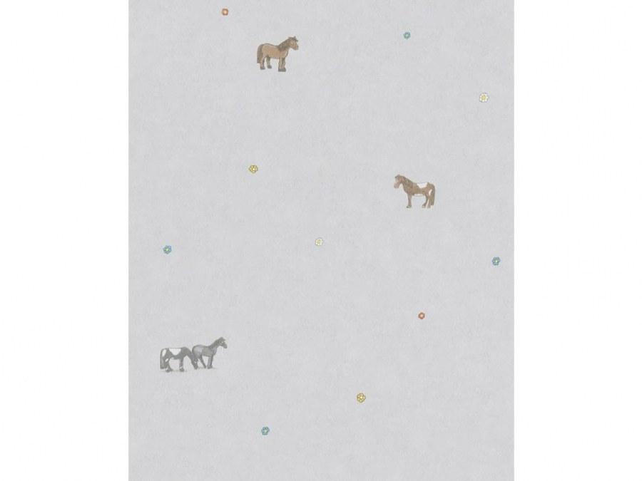 Dječja flis tapeta Jonas Kötz 31112 | 0,53 x 10,05 m - Marburg