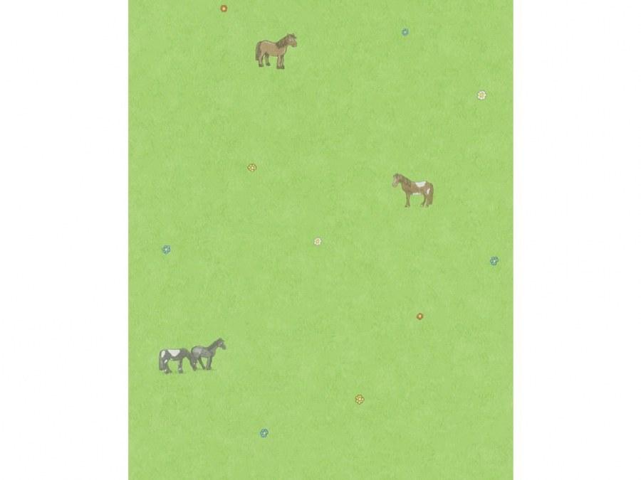 Dječja flis tapeta Jonas Kötz 31113 | 0,53 x 10,05 m - Marburg