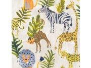 Dječja flis tapeta LO2201 | Little Ones | Ljepilo besplatno Grandeco