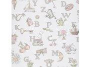 Dječja flis tapeta za zid LL3110 | Jack´N Rose by Woodwork | Ljepilo besplatno Grandeco