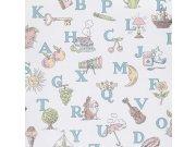 Dječja flis tapeta za zid LL3106 | Jack´N Rose by Woodwork | Ljepilo besplatno Grandeco
