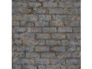 Zidna flis tapeta PP3801 | Cigle | Perspectives | Ljepilo besplatno Grandeco