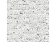 Zidna flis tapeta PP3101 | Perspectives | Ljepilo besplatno Grandeco