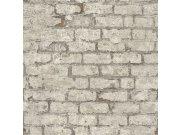 Zidna flis tapeta PP3802 | Cigle | Perspectives | Ljepilo besplatno Grandeco