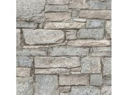 Zidna flis tapeta PP3902 | Kameni | Perspectives | Ljepilo besplatno Grandeco