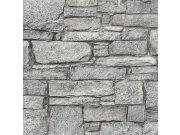 Zidna flis tapeta PP3901 | Kameni | Perspectives | Ljepilo besplatno Grandeco