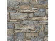 Zidna flis tapeta PP3903 | Kameni | Perspectives | Ljepilo besplatno Grandeco