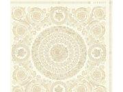 37055-1 Luksuzna zidna flis tapeta Versace 4   0,70 x 10,05 m  Ljepilo besplatno AS Création