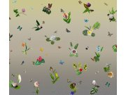 Flis foto tapeta BN 200291 | Digital-Ikebana | Dimensions | Ljepilo besplatno BN International