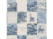 Luksuzna zidna flis tapeta 220031 | Van Gogh | Ljepilo besplatno BN International