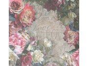 Flis foto tapeta BN 30609 | 300 x 280 cm | La Scala | Rivièra Maison | Ljepilo besplatno BN International