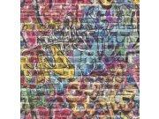 Dječja papirnata tapeta Kids and Teens III 213201 | Ljepilo besplatno Rasch