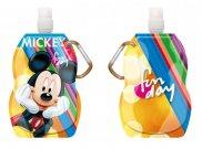 Boca za piće s karabinom Mickey 330 ml Za škole i vrtiće - boce za vodu