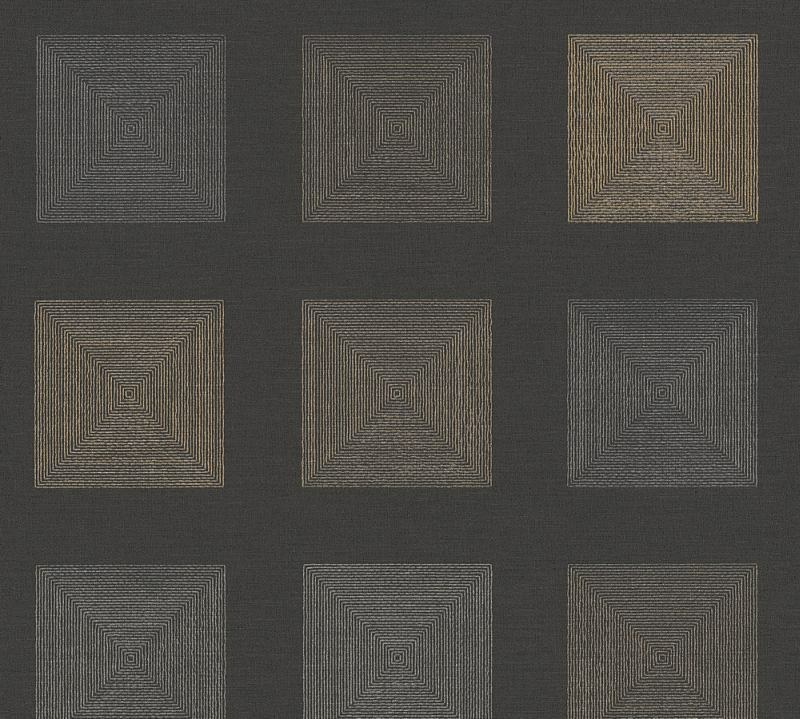 37172-4 Flis tapeta za zid Ethnic Origin | Ljepilo besplatno - AS Création