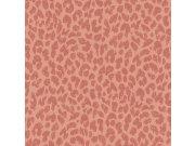 Zidna flis tapeta Freundin 465020, ružičasta s motivom geparda | Ljepilo besplatno Rasch