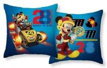 Navlaka za jastuk Mickey racer micro 40/40 Jastučići - pokrivači za jastuke
