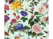 37336-2 Flis tapeta za zid Trendwall cvijeće | Ljepilo besplatno AS Création