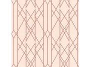 Papirnata zidna tapeta Sansa 215106   Ljepilo besplatno Rasch