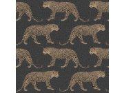 Papirnata zidna tapeta Sansa 215311   Ljepilo besplatno Rasch