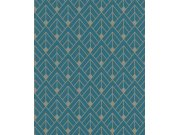 Papirnata zidna tapeta Sansa 305524   Ljepilo besplatno Rasch