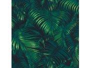 Zidna flis tapeta palmino lišće Sansa 822908 | Ljepilo besplatno Rasch